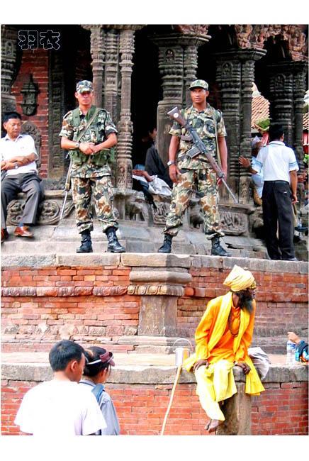 图片:尼泊尔帕坦古城