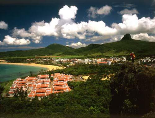 台湾旅游景点图片:垦丁风景区