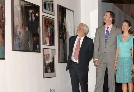 图文:西班牙阿斯图里亚斯王子奖设立25周年