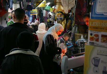 getty年度最佳:哈马斯获得巴勒斯坦大选胜利