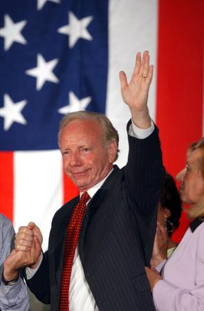 图文:内德赢得民主党参议员选举胜利