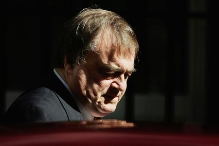 图文:英国副首相面临辞职压力