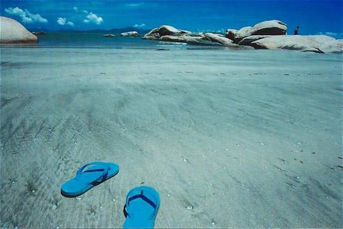 美丽浪琴湾