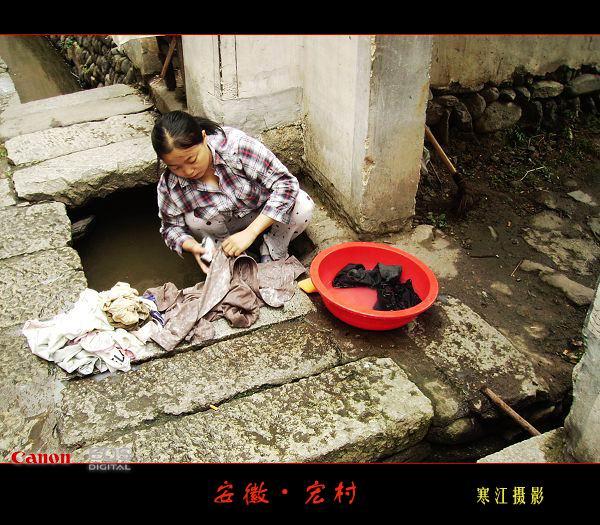 图片安徽宏村