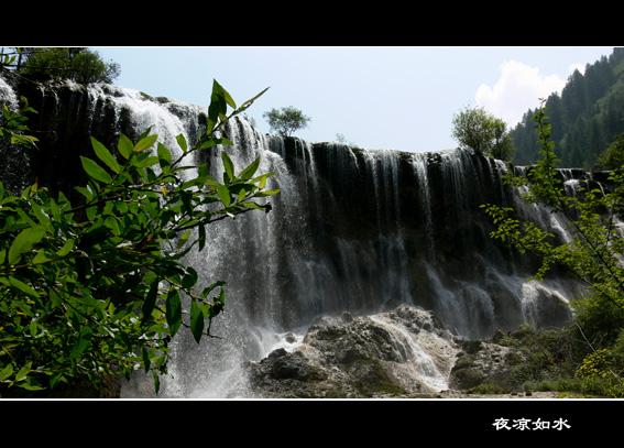 九寨沟风光图片.Jiuzhaigou Photos