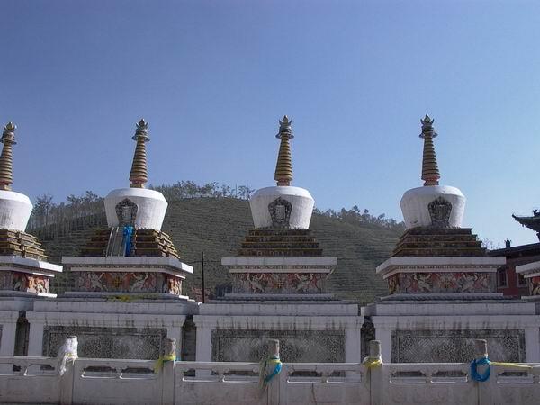 青海塔尔寺图片