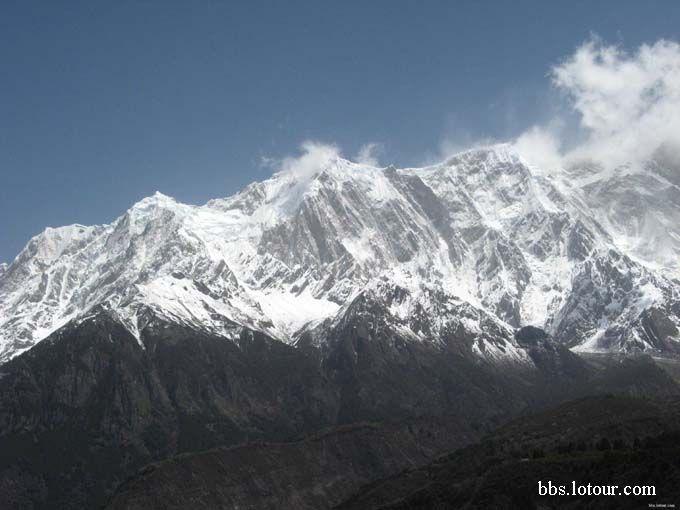 图片:西藏林芝南迦巴瓦峰之旅