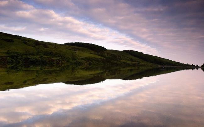 宁静的自然景色(8)