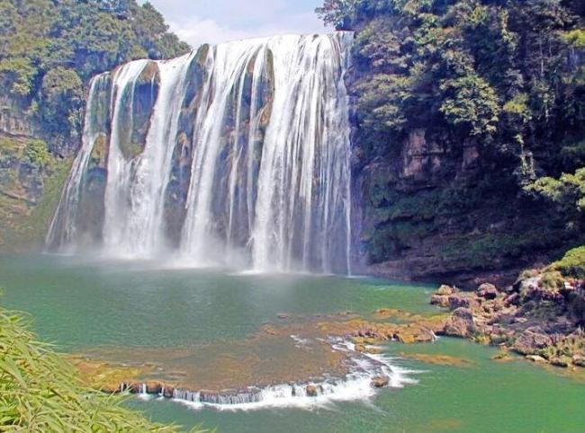 黄果树瀑布(3)