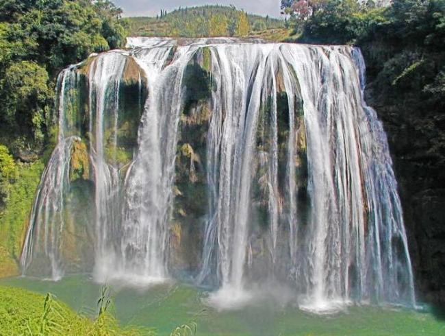 黄果树瀑布(5)
