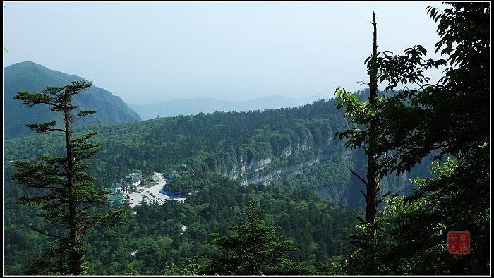 峨眉山旅游风光图片