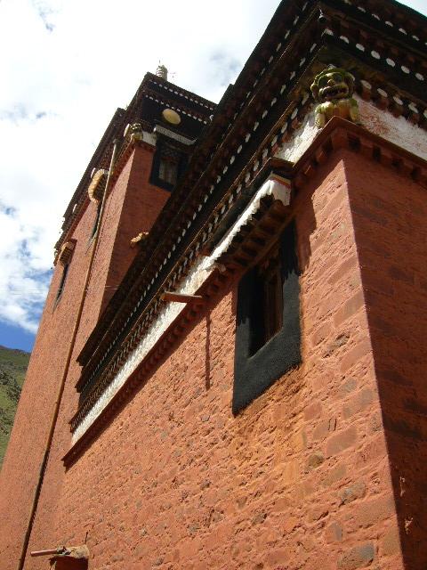 扎什伦布寺图片