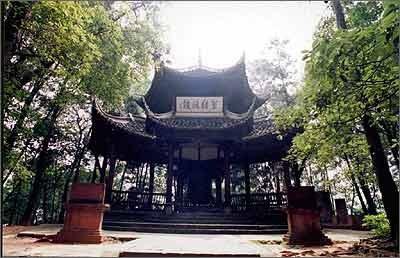 圣积晚钟_峨眉山10大景观