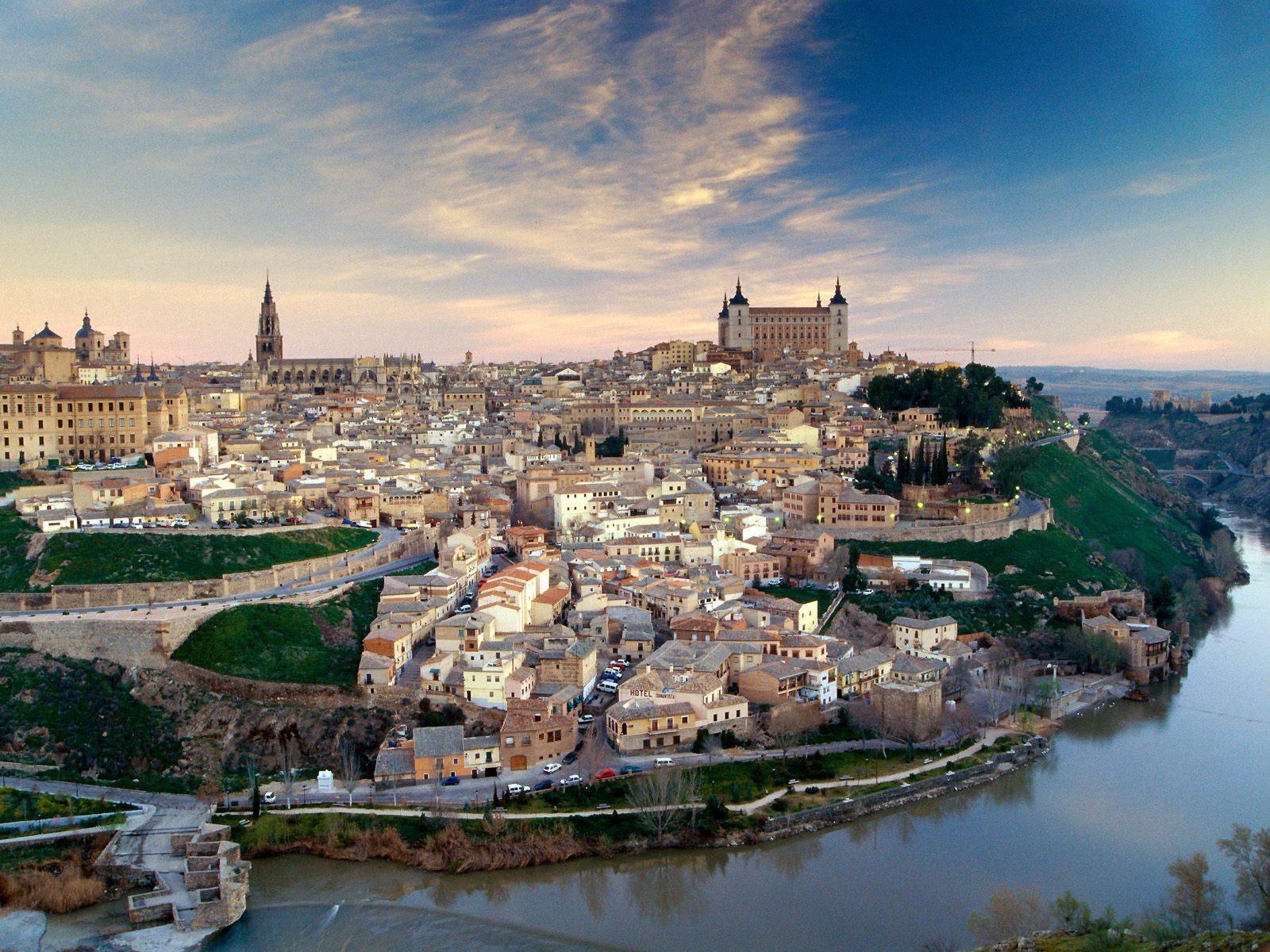 西班牙风光图片,点击下载壁纸