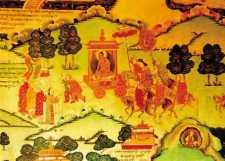 罗布林卡,达赖喇嘛的夏宫