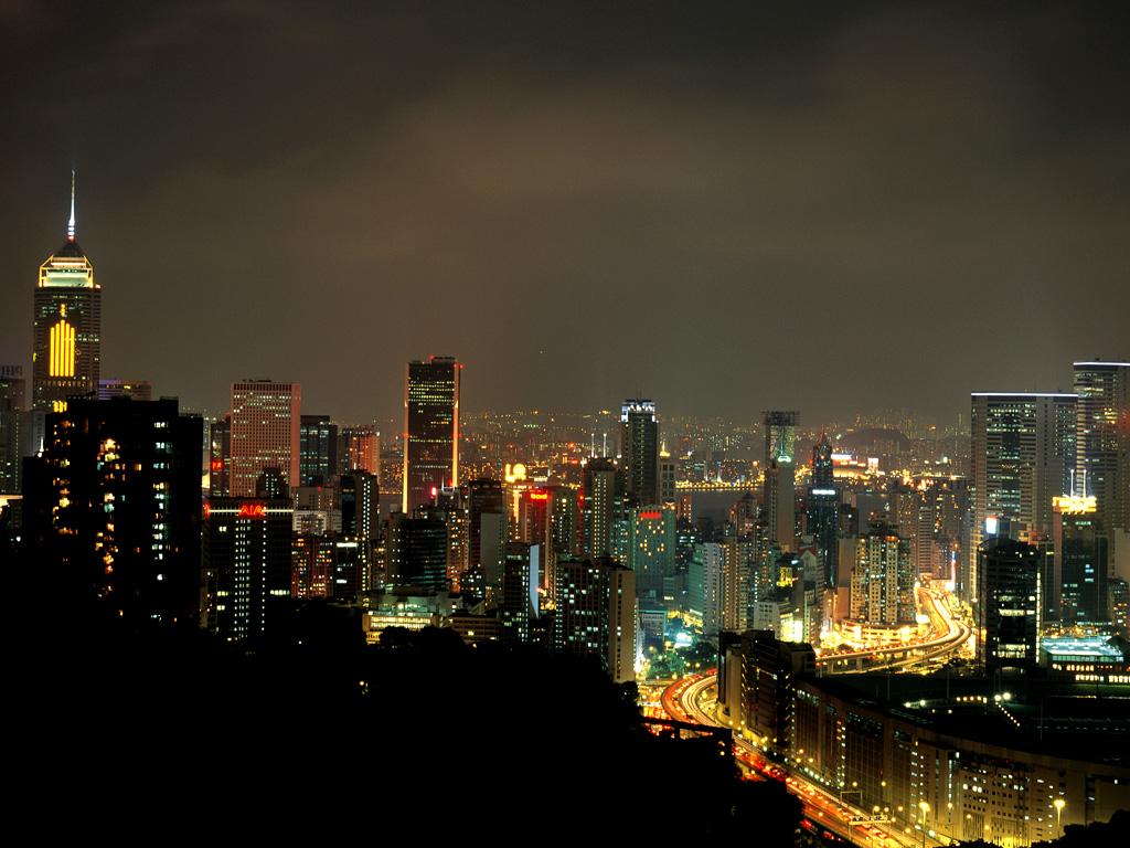 香港风光壁纸_第4张