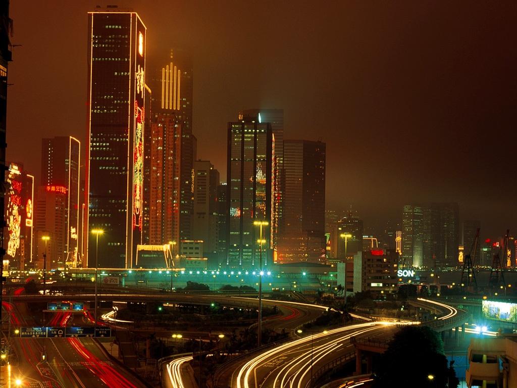 香港风光壁纸_第5张