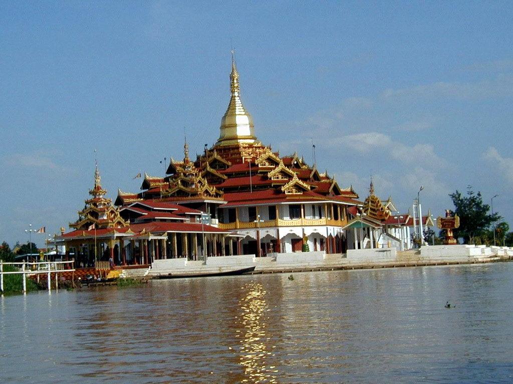 缅甸风光图片