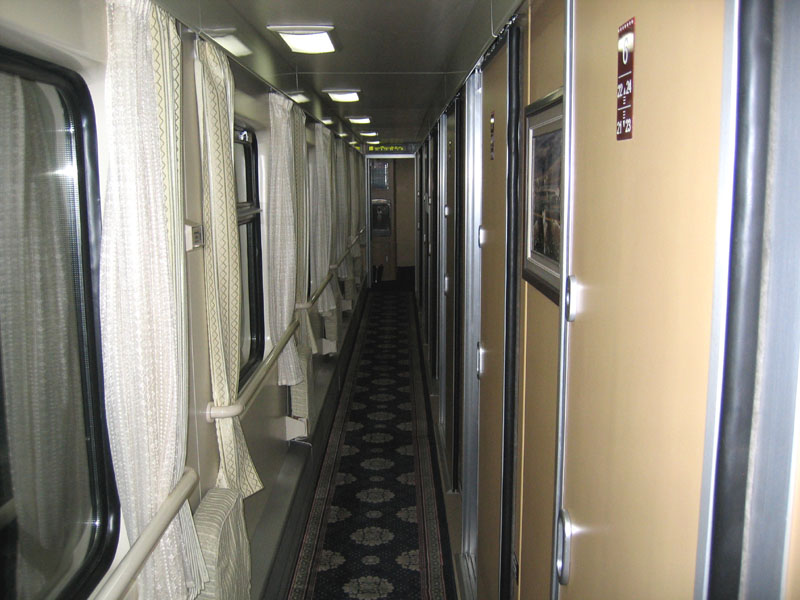 青藏列车图片介绍