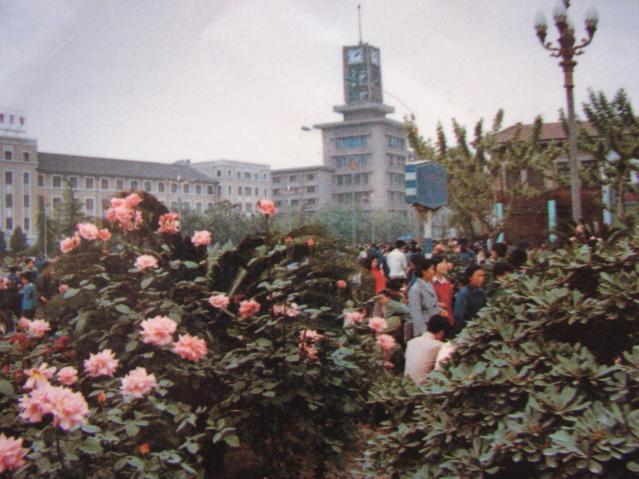成都老照片-天府广场