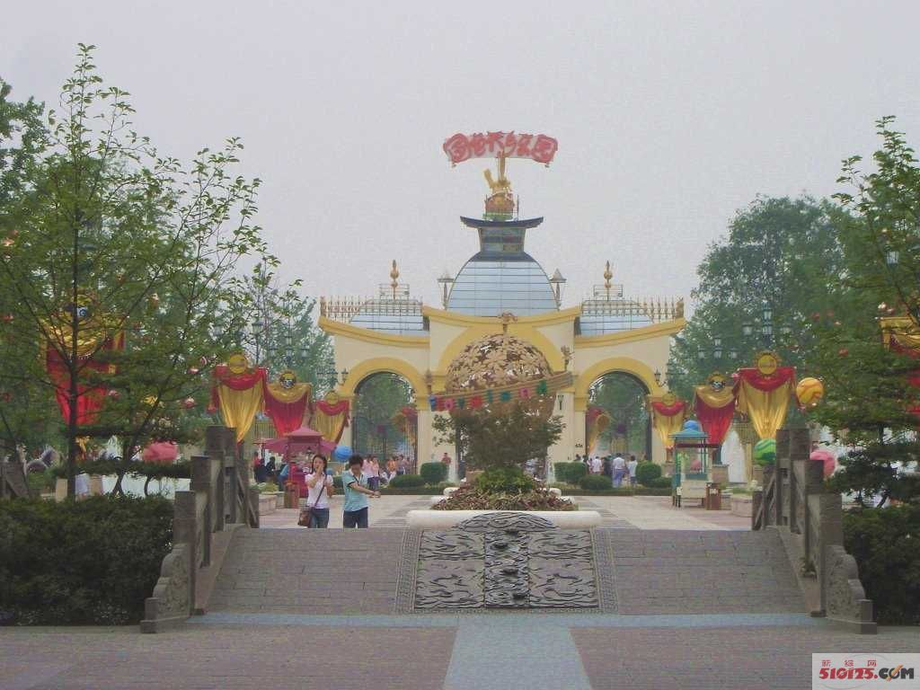 温江国色天香图片