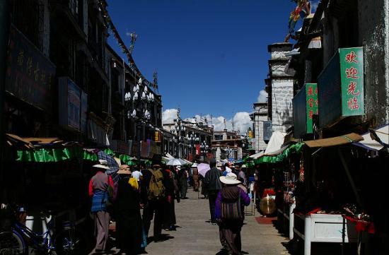 西藏风光照片