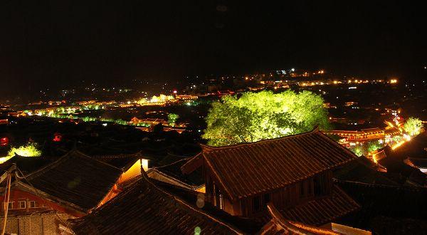 丽江风光图片