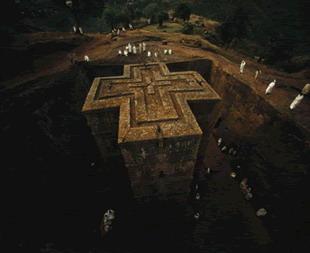 埃塞俄比亚拉利贝拉教堂