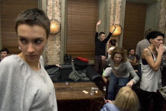 图片:莫斯科夜生活-索良卡夜总会