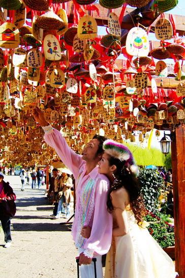 婚纱摄影最佳旅游目的地指南