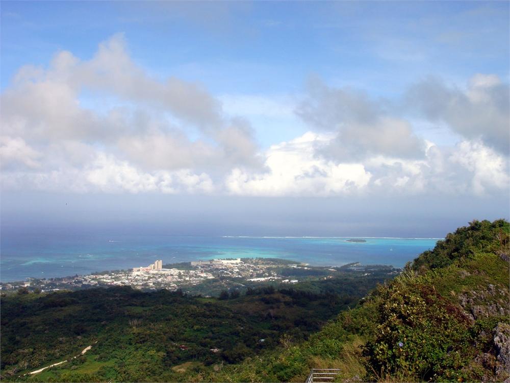 图片:塞班岛风光
