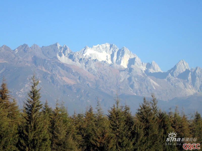 图片:丽江玉龙雪山