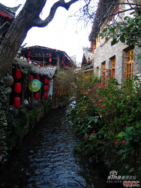 图片:丽江古城