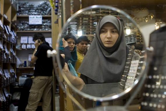 图片:伊朗平常人家的多彩生活-美景旅游博客