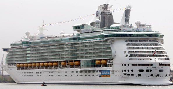 图片:世界最大的邮轮-海洋解放者号