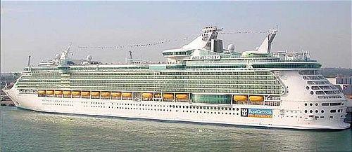 豪华邮轮图片:海洋解放号 Liberty of the Seas