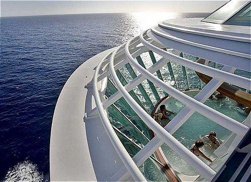 豪华邮轮图片:海洋解放号