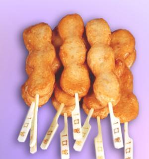 台湾美食图片:风味小吃-天妇罗