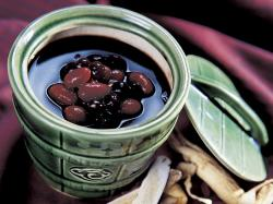 台湾美食图片:著名小吃-烧仙草