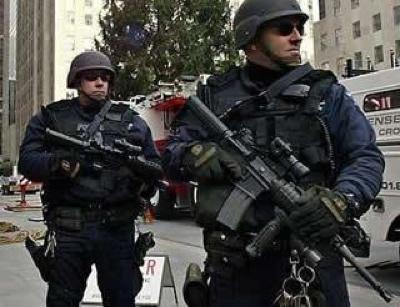 Usa Police State-1