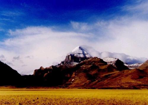 图片:西藏阿里神山-冈仁波齐