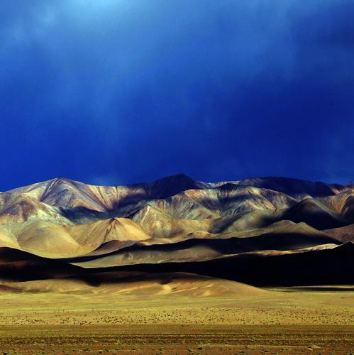 图片:西藏阿里风光