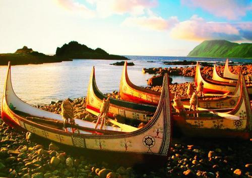 台湾旅游景点图片:台东兰屿