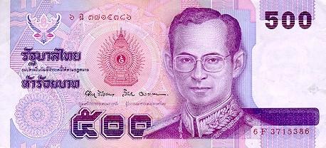 泰国铢图片
