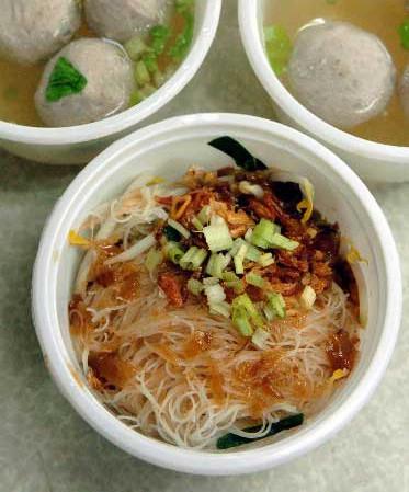 图片:台湾新竹县风味独特的新竹米粉