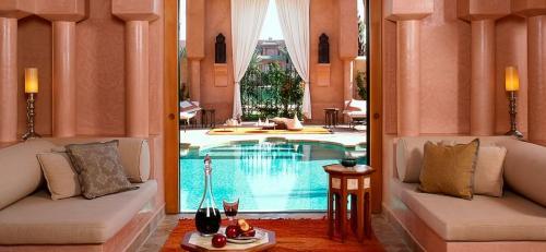 图片:Amanjena hotel-摩洛哥 阿曼杰纳酒店