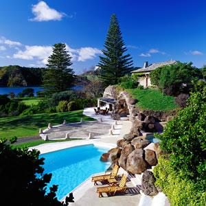 图片:Great Mercury Island Hotel-新西兰 北岛