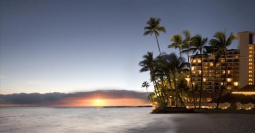 图片:Halekulani Hotel -夏威夷