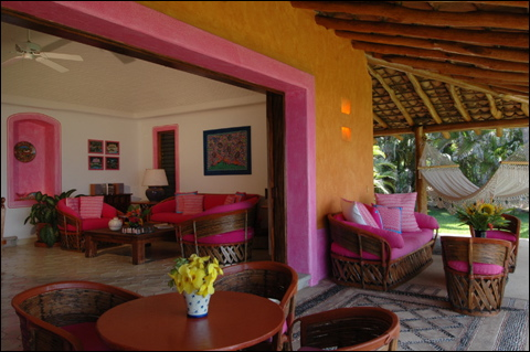 图片:Las Alamandas Hotel -墨西哥