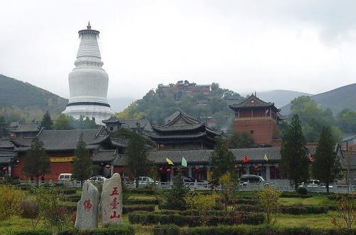 五台山塔院寺